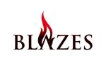 watahiroさんのCLUBや飲食の事業を展開する「株式会社BLAZES」のロゴへの提案