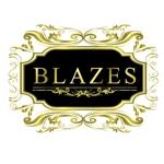 sabsawaさんのCLUBや飲食の事業を展開する「株式会社BLAZES」のロゴへの提案