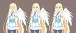 RPGゲームのヒロインキャラクターデザインへの提案