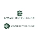 rogomaruさんの歯科医院 かわべ歯科のロゴへの提案