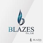 GO1980さんのCLUBや飲食の事業を展開する「株式会社BLAZES」のロゴへの提案