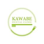 nabeさんの歯科医院 かわべ歯科のロゴへの提案