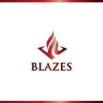 kid2014さんのCLUBや飲食の事業を展開する「株式会社BLAZES」のロゴへの提案