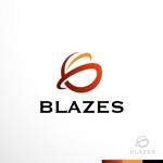 sakari2さんのCLUBや飲食の事業を展開する「株式会社BLAZES」のロゴへの提案