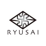 zianoさんの「RYUSAI」のロゴ作成への提案
