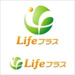 kozyさんの「Lifeプラス」のロゴ作成への提案