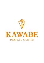 Desgn_Noirさんの歯科医院 かわべ歯科のロゴへの提案