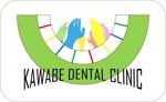 ichi1100さんの歯科医院 かわべ歯科のロゴへの提案