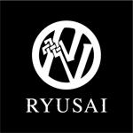miko3583さんの「RYUSAI」のロゴ作成への提案