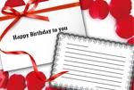 y_daisyさんの誕生日ギフトに同封するメッセージカードのデザイン【継続依頼あり】への提案