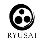 acveさんの「RYUSAI」のロゴ作成への提案