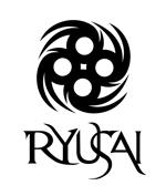 claphandsさんの「RYUSAI」のロゴ作成への提案