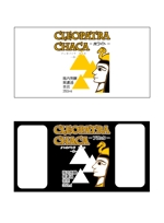 tidemaruさんのCLEOPATRA・CHACA  麦酒 のラベルデザインロゴへの提案