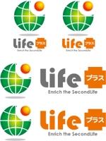 cpo_mnさんの「Lifeプラス」のロゴ作成への提案