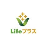 handsome836さんの「Lifeプラス」のロゴ作成への提案