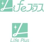 jiroemonさんの「Lifeプラス」のロゴ作成への提案
