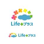 sa_akutsuさんの「Lifeプラス」のロゴ作成への提案