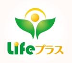 y-wachiさんの「Lifeプラス」のロゴ作成への提案