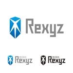 ydc_omotoさんの「株式会社Rexyz」のロゴ作成(商標登録無)への提案