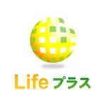 satouさんの「Lifeプラス」のロゴ作成への提案
