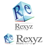 ooo_dsnさんの「株式会社Rexyz」のロゴ作成(商標登録無)への提案