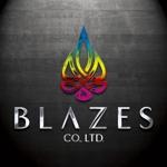 221b_designさんのCLUBや飲食の事業を展開する「株式会社BLAZES」のロゴへの提案