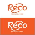 洋服買取店「Reco」のロゴへの提案
