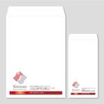 アウトソーシング&コンサルティング会社『新生ビジネスパートナーズ』の封筒(角2、長3)制作への提案