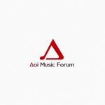 l_golemさんのアオイ楽器店のロゴへの提案