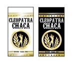 badass_nutsさんのCLEOPATRA・CHACA  麦酒 のラベルデザインロゴへの提案