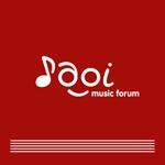 fuji_sanさんのアオイ楽器店のロゴへの提案