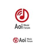 octoさんのアオイ楽器店のロゴへの提案