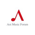 nabeさんのアオイ楽器店のロゴへの提案