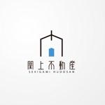 siraphさんの不動産会社の物件サイト「関上不動産」のロゴ作成への提案