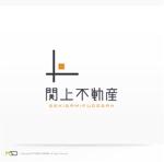 m-spaceさんの不動産会社の物件サイト「関上不動産」のロゴ作成への提案