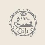 ヘアサロン「アトリエ ジジ」のロゴデザイン☆への提案