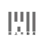 nom-kojiさんの不動産会社の物件サイト「関上不動産」のロゴ作成への提案
