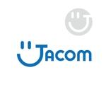 携帯キャリアショップ代理店「株式会社ジャコム」の企業ロゴへの提案