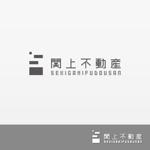 karinworksさんの不動産会社の物件サイト「関上不動産」のロゴ作成への提案