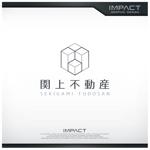 Impactさんの不動産会社の物件サイト「関上不動産」のロゴ作成への提案