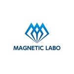 集客をメインとするコンサルティング会社「マグネティック ラボ」のロゴへの提案
