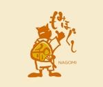 もみほぐしリラクゼーション 新店 「和~NAGOMI~」のロゴへの提案
