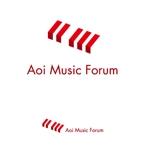 kora3さんのアオイ楽器店のロゴへの提案