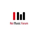 ol_zさんのアオイ楽器店のロゴへの提案