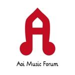 TITICACACOさんのアオイ楽器店のロゴへの提案