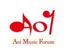 HidekiHirashimaさんのアオイ楽器店のロゴへの提案