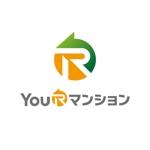 中古マンションの仲介+リノベーション専門店 「YouR マンション」のロゴ作成への提案