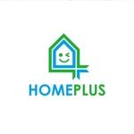 リフォームのフランチャイズ「ホームプラス」のロゴへの提案
