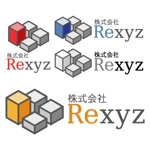 sepialoveさんの「株式会社Rexyz」のロゴ作成(商標登録無)への提案