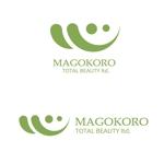 KaNkAnさんの化粧品販売「株式会社まごころ総合美容」の企業ロゴへの提案